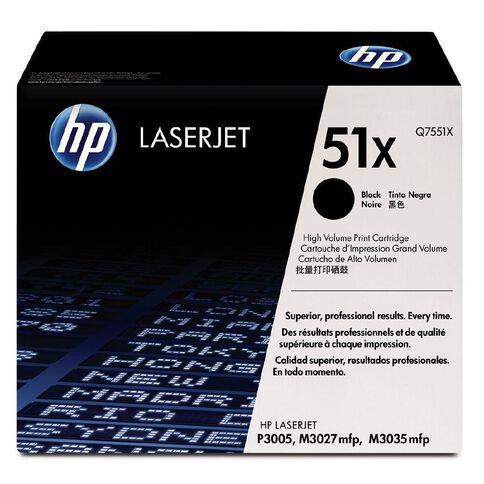 HP 51X Black Contract LaserJet Toner Cartridge (13000 Pages)