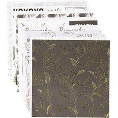 Uniti Urban Retreat Paper Pad 12in x 12in