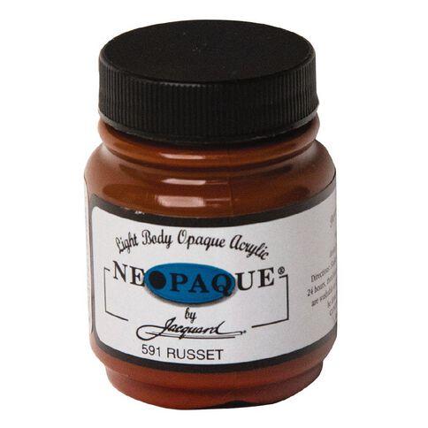 Jacquard Neopaque 66.54ml Russet