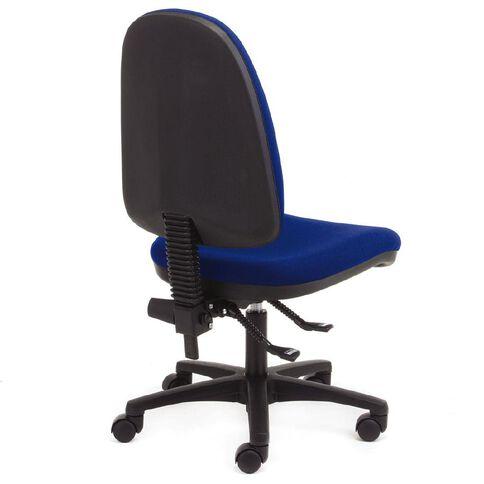 Chair Solutions Aspen Highback Chair Solar Blue Blue