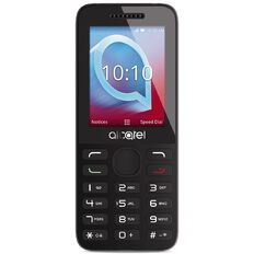 2degrees Alcatel 20.38X Carryover Combo SIM Grey