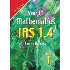 Nulake Year 11 Mathematics Ias 1.4 Linear Algebra