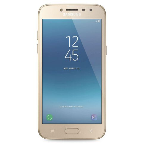 2degrees Samsung Galaxy J2 Pro Gold