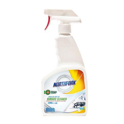 Northfork Spray/Wipe Surface Clean 750ml