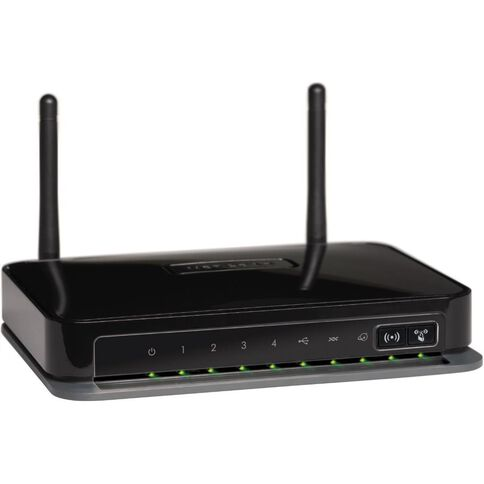 Netgear DGN2200 Wireless N300 ADSL2+ Modem Router
