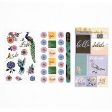 Uniti Midnight Garden Multi-Pack Stickers