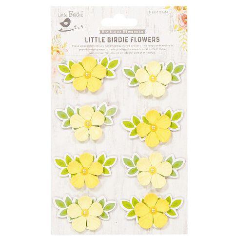 Little Birdie Abloom Sun Flower 8 Piece