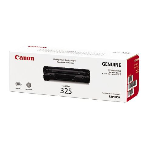 Canon Toner CART325 Black (1600 Pages)