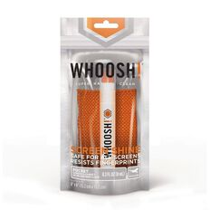 Whoosh! Screen Shine Pocket Screen Cleaner Orange 8ml Orange
