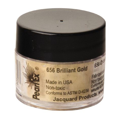 Jacquard Pearl Ex 3g Brilliant Gold