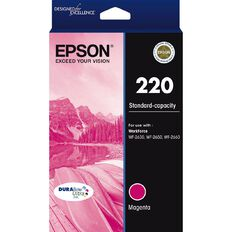 Epson Ink 220 Magenta (165 Pages)