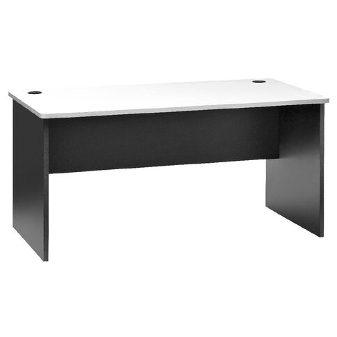 Jasper J Emerge Desk 1500 White/Ironstone