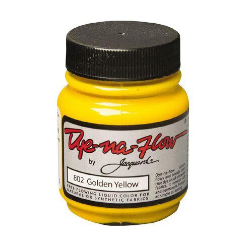 Jacquard Dye-Na-Flow 66.54ml Golden Yellow