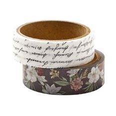 Uniti Kiwi Collective Washi Tape Pack 5m x 2 Rolls