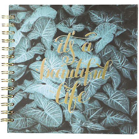 Uniti Midnight Garden Album 8in x 8in