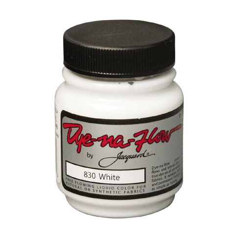 Jacquard Dye-Na-Flow 66.54ml White