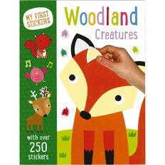 My First Sticker Woodland Creatures by Make Believe Ideas