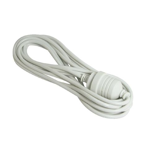 Goldair Extension Lead 5m White
