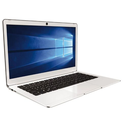 H+O 13 Inch Notebook Silver