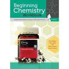 Ncea Year 12 Beginning Chemistry Workbook