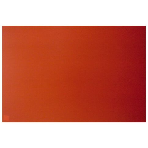Plasti-Flute Sheet 600 x 900mm Red