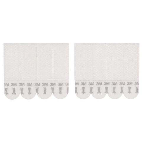 Command Picture Hanging Strips White Small
