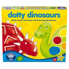 Orchard Toys Game Dotty Dinosaurs Game