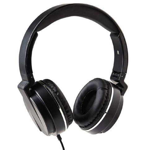 Tech.Inc Over Ear Headphones Black