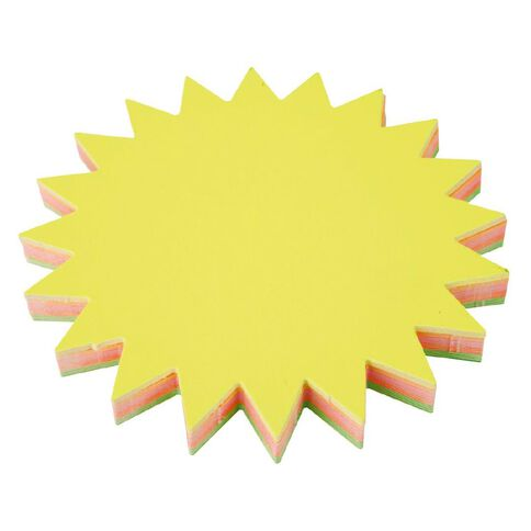 Fluorescent Stars R3 135mm Assorted