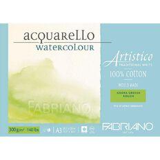 Fabriano Artistico Watercolour Pad Rough 300GSM 12 Sheets A3