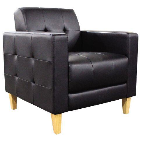 Buro Seating Delta Chair Black