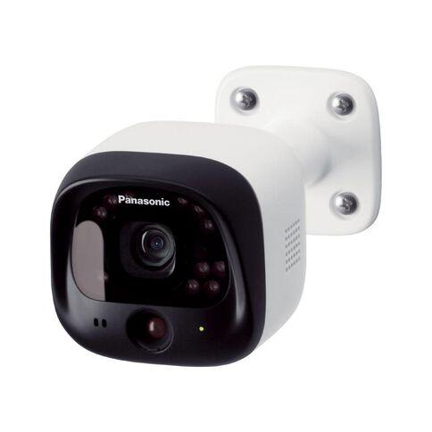 Panasonic Outdoor Camera Black