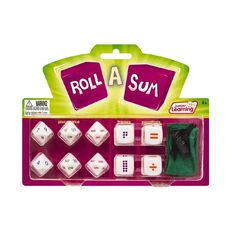 Junior Learning Roll-A-Sum