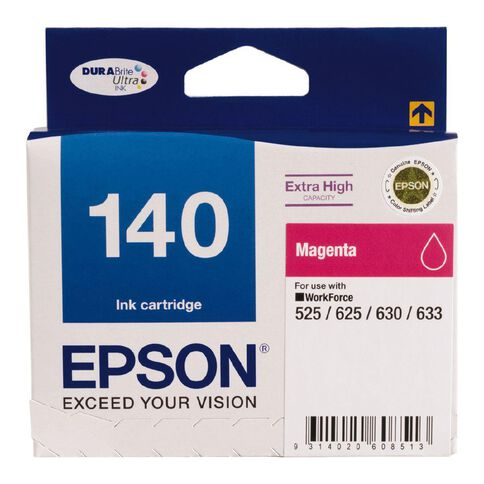 Epson Ink 140 Magenta (755 Pages)