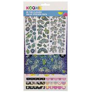 Kookie Sticker Value Pack 8 Sheets In the Clouds