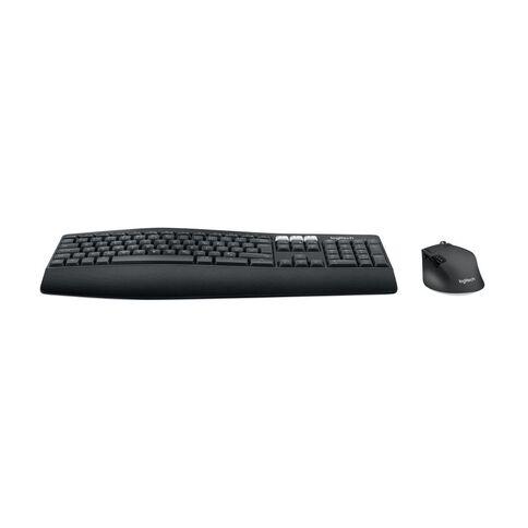Logitech Mk850 Performance Wireless Desktop Black