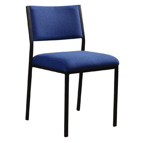 Workspace Stacker Chair Navy