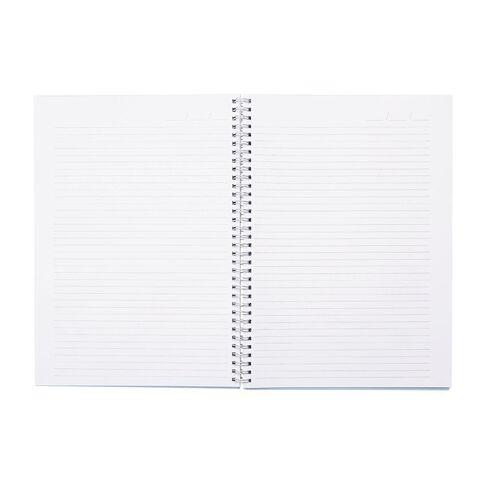 Uniti Colour Pop Notebook Hardcover Blue Light A4