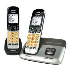 Uniden Premium Dect3216+1 Cordless Phone Silver