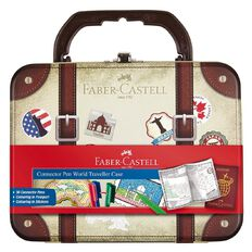 Faber-Castell Connector Pen World Travel Case
