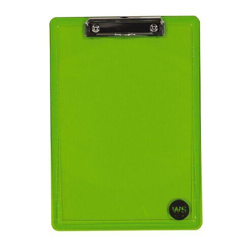 Impact Clipboard Green A4