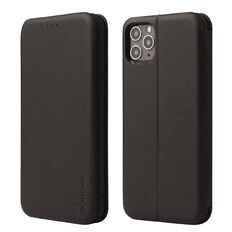In Touch iPhone 12 Mini Milano Wallet Case Black