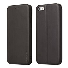In Touch iPhone 7/8/SE Milano Wallet Case Black