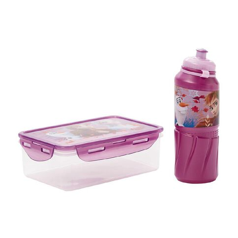 Frozen 2 Lunch Box and Drink Bottle Set