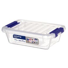 Sistema Storage Organiser 175ml Clear