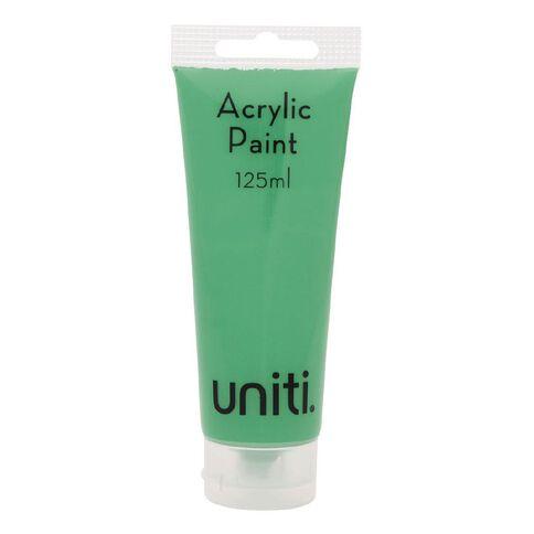 Uniti Acrylic Tube Aqua 125ml