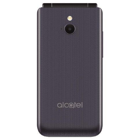 Vodafone Alcatel 30.82  Flip 4G Locked Bundle - Grey