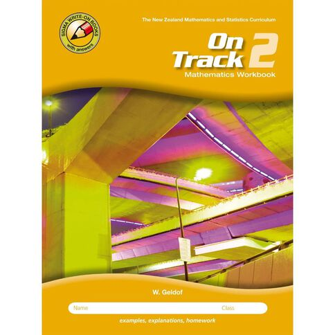 Year 10 Mathematics On Track Workbook 2