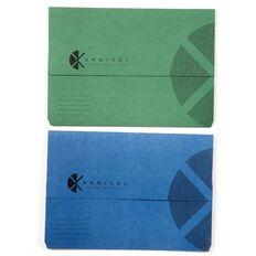 Eastlight Karnival Slimpick Wallet Assorted A4