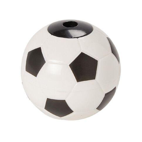 Kookie Novelty20 Football Sharpener White/Black